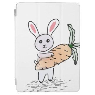 Capa Para iPad Air Coelho com uma cenoura