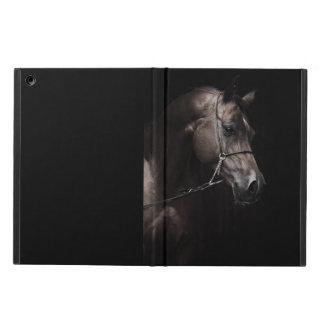 Capa Para iPad Air coleção do cavalo. baía árabe