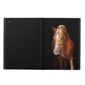 Capa Para iPad Air coleção do cavalo. vermelho árabe