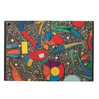 Capa Para iPad Air Conjunto colorido por Wassily Kandinsky