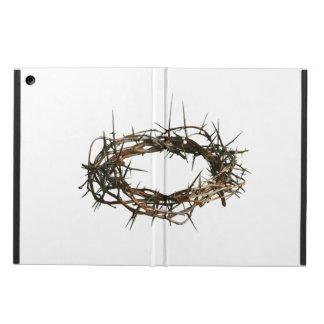 Capa Para iPad Air Coroa do caso de IPad de espinhos cristã
