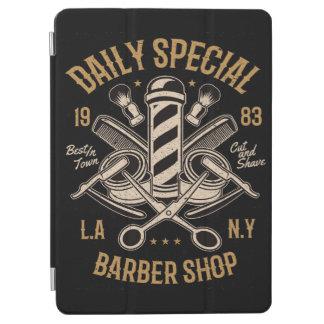 Capa Para iPad Air Corte e Shave especiais diários da barbearia