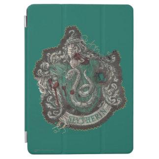 Capa Para iPad Air Crista de Harry Potter | Slytherin - vintage