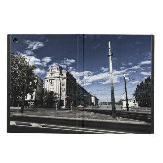 Capa Para iPad Air DES Moulins da rua em Genebra