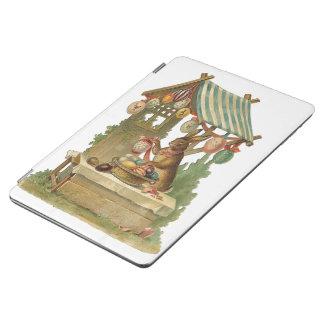 Capa Para iPad Air Desejando lhe um felz pascoa