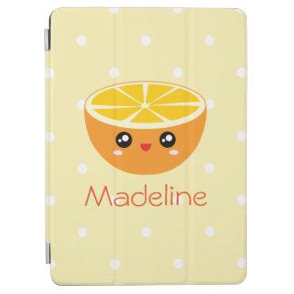 Capa Para iPad Air Desenhos animados felizes femininos bonitos da