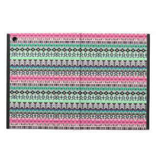 Capa Para iPad Air Design asteca colorido bonito dos padrões