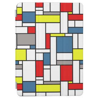 Capa Para iPad Air Design do estilo de Mondrian