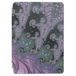 Capa Para iPad Air Design esperto do cobrir do iPad roxo do andarilho