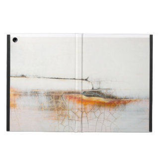 Capa Para iPad Air Design original da superfície do crackle da arte