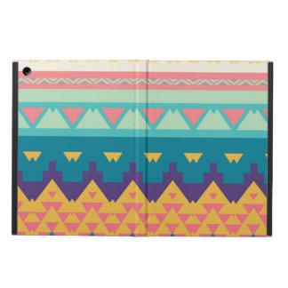 Capa Para iPad Air Design tribal Pastel
