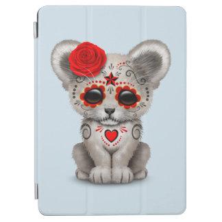 Capa Para iPad Air Dia vermelho do leão Cub inoperante