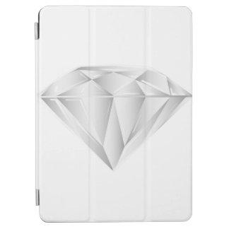 Capa Para iPad Air Diamante branco para meu querido