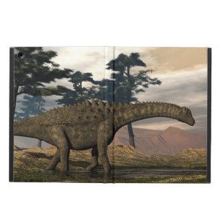 Capa Para iPad Air Dinossauro do Ampelosaurus