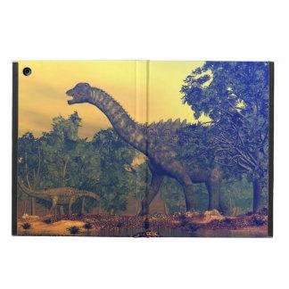 Capa Para iPad Air Dinossauros do Ampelosaurus