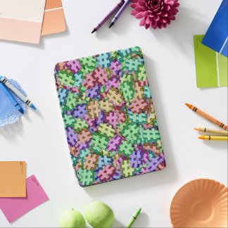Capa Para iPad Air Divertimento Hashtags
