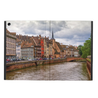 Capa Para iPad Air Doca do Saint Nicolas em Strasbourg, France