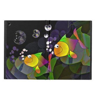 Capa Para iPad Air Dois peixes em uma bacia
