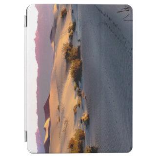 Capa Para iPad Air Dunas de areia lisas o Vale da Morte do Mesquite