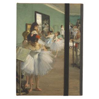 Capa Para iPad Air Edgar Desgaseifica- a classe de dança 1874