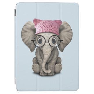 Capa Para iPad Air Elefante bonito do bebê que veste o chapéu do