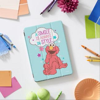 Capa Para iPad Air Elmo | um sorriso está sempre no estilo