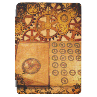 Capa Para iPad Air Engrenagens de Steampunk do Grunge