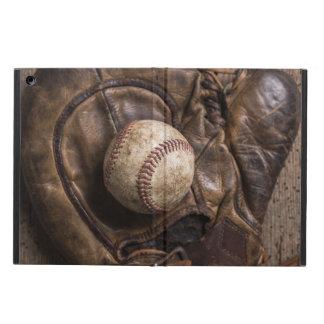 Capa Para iPad Air Equipamento de basebol do vintage