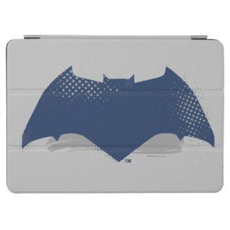 Capa Para iPad Air Escova da liga de justiça | & símbolo de intervalo