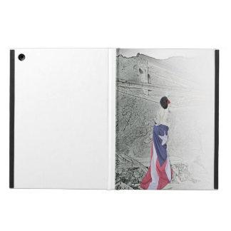 Capa Para iPad Air Esperanza - a imagem com desvanece-se