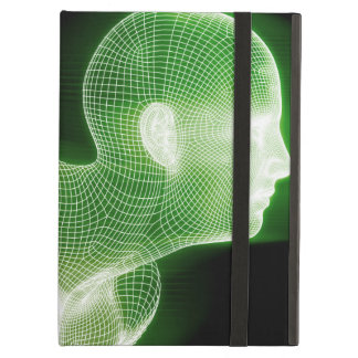 Capa Para iPad Air Estilo de vida da ciência da tecnologia da