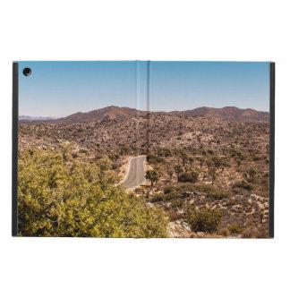 Capa Para iPad Air Estrada só do deserto da árvore de Joshua