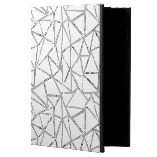 Capa Para iPad Air Estrutura dos triângulos com uma colagem das pias