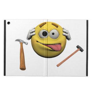 Capa Para iPad Air Faça-o você mesmo emoticon