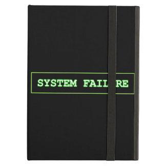 Capa Para iPad Air Falha de sistema