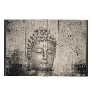Capa Para iPad Air Fé da ioga de Buddha do vintage