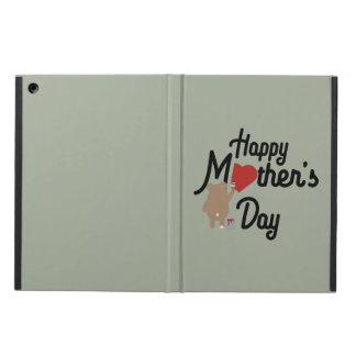 Capa Para iPad Air Feliz dia das mães Zg6w3
