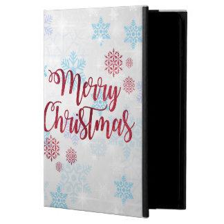 Capa Para iPad Air Feliz Natal 2