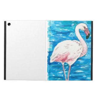 Capa Para iPad Air Flamingo cor-de-rosa