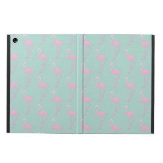 Capa Para iPad Air Flamingo cor-de-rosa no teste padrão sem emenda da