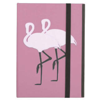 Capa Para iPad Air Flamingos cor-de-rosa