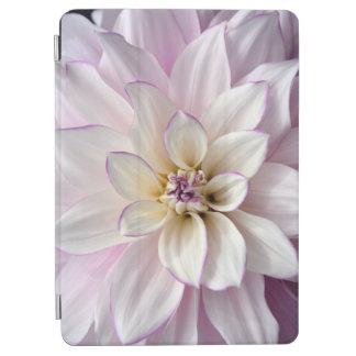 Capa Para iPad Air Flor branca bonita da dália