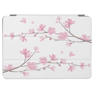 Capa Para iPad Air Flor de cerejeira - fundo transparente