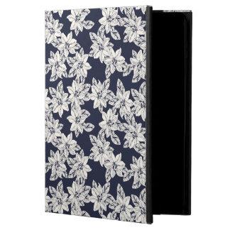 Capa Para iPad Air Flor tirada mão