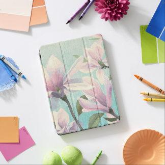 Capa Para iPad Air Flores cor-de-rosa do sul