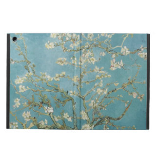 Capa Para iPad Air Flores da amêndoa de PixDezines Van Gogh