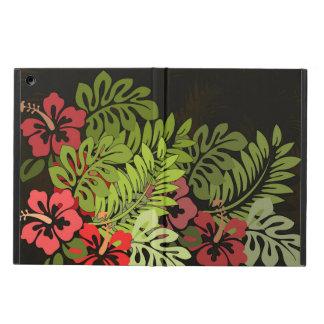 Capa Para iPad Air Flores da terra florais da arte do design gráfico