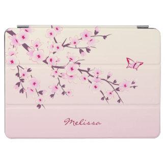 Capa Para iPad Air Flores de cerejeira florais