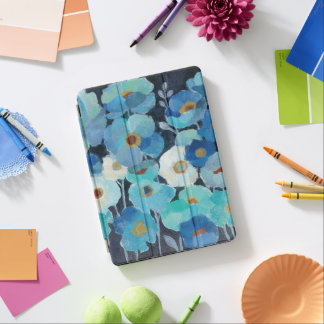 Capa Para iPad Air Flores do índigo