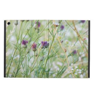 Capa Para iPad Air Flores selvagens do primavera